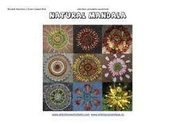 natural mandala coloring printable | Attention WorkSheets | Materiales interesantes en ingles | Scoop.it