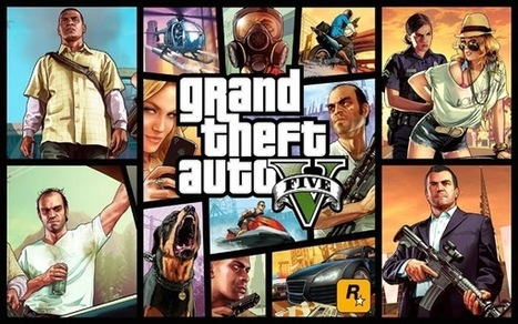 GAME BOQ || COMPUTER GAME REVIEW: GRAND THEFT AUTO V | Gaming | Scoop.it