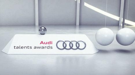 Audi talents awards > Audi France | Graphisme-Motion Design-Web | Scoop.it