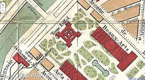 Project: Old Maps of Paris (From 360 to 1937 AD)   Everything about Flash   Scoop.it