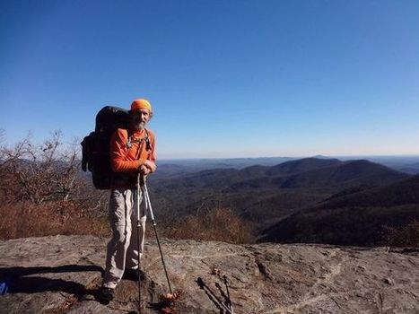 Gooch Mountain Shelter - Trail Journals | backpackingin usa | Scoop.it