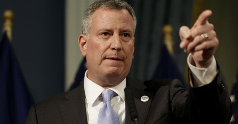 De Blasio's 5 Quotes That Sum Up the Future of Tech in New York City - Mashable | Tech Careers | Scoop.it