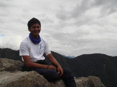 Diabetic Pune teen conquers Macchu Picchu | diabetes and more | Scoop.it