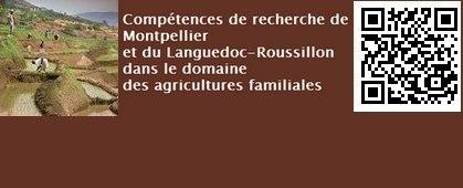 Portail agricultures familiales, déclinaison web du Dossier @Agropolis International : compétences de recherche en Languedoc-Roussillon, France,2014 | Agricultures familiales | Scoop.it