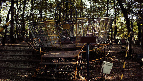 A Hand-Built Amusement Park in the Middle of the Italian Forest | La psicoeducadora | Scoop.it