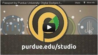 Alt-Ed: Purdue Passport > Digital Badges Show Students' Skills ... | Digital Badges | Scoop.it