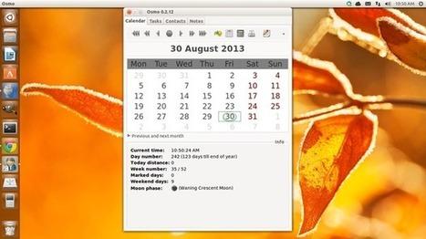 Five free but powerful desktop calendars - TechRepublic (blog) | Curate | Scoop.it