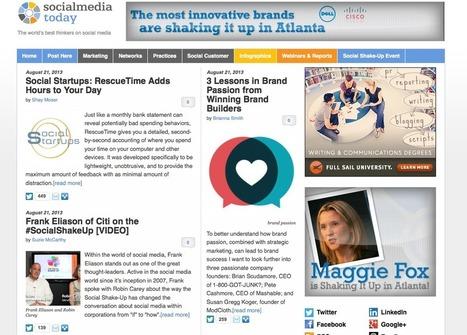 Social Media Blogs I Love | La révolution numérique - Digital Revolution | Scoop.it