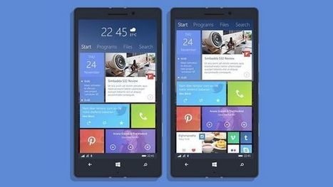 ROM de Windows Phone 10 funcionará en cualquier móvil Android - ComputerHoy.com | PCNOVA Mobility | Scoop.it