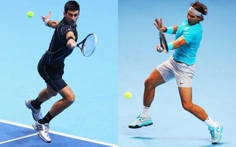 Rafael Nadal v Novak Djokovic, ATP World Tour Finals 2013 final at O2 arena: live - Telegraph.co.uk | News from Libya | Scoop.it