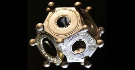 Los singulares dodecaedros romanos cuya utilidad sigue siendo desconocida | Cultura Clásica | Scoop.it