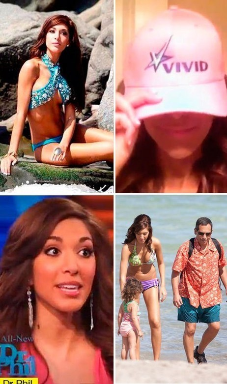 Farrah Abraham Sex Tape — Biggest Scandals From Her Porno ... | SEX | Scoop.it
