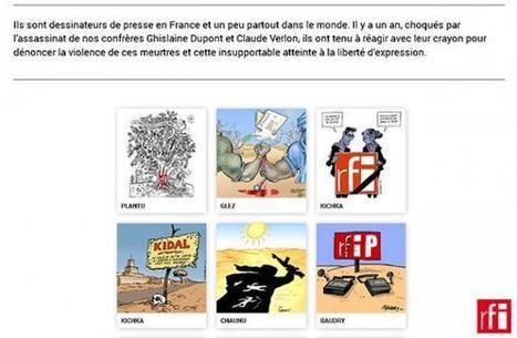La sélection des productions interactives de RFI en 2014  - Général - RFI | Documentaires - Webdoc - Outils & création | Scoop.it