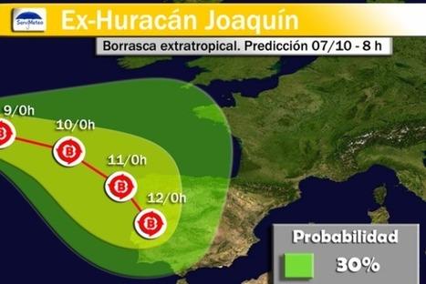 ¿Llegará el huracán Joaquín a Córdoba? | CORDÓPOLIS, el Diario Digital de Córdoba | Cajón de sastre | Scoop.it
