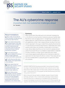 ISS Africa | The AU's cybercrime response: A positive start, but substantial challenges ahead | Information Cyber Corps | Scoop.it