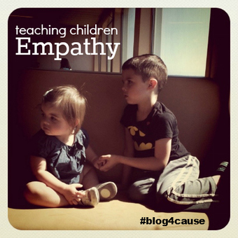 #blog4cause { Teaching Kids Emapthy} | A New Society, a new education! | Scoop.it