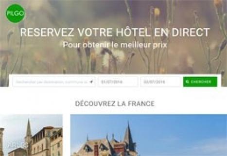 Hôtellerie : Pilgo, une nouvelle centrale de réservation pour contrer Booking.com | management tourism | Scoop.it