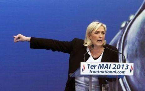 Loi Fioraso: Marine Le Pen dénonce les cours en anglais à l'université | Enseignement Supérieur et Recherche en France | Scoop.it