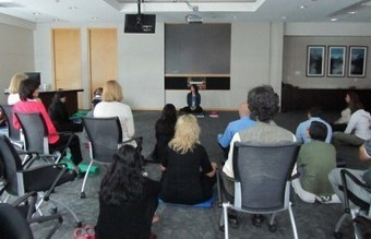 Bringing meditation into the workplace - Article #1 | workplace mindfulness | Scoop.it
