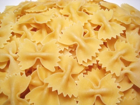 Farfalle with Ramps, Fiddleheads, and French Grey Salt | Salts Worldwide | Scoop.it