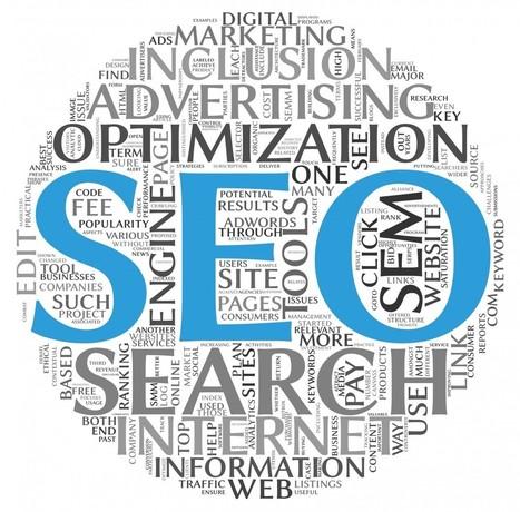 [INFOGRAPHIE] Référencement SEO : Les 5 Fondamentaux   Webmarketing & Communication digitale   Scoop.it