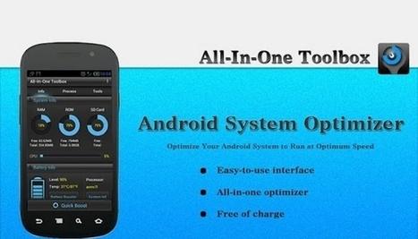 All-In-One Toolbox es el perfecto administrador de Android - TechTear | IPAD, un nuevo concepto socio-educativo! | Scoop.it