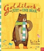 Goldilocks and Just the One Bear :: Leigh Hodgkinson :: Books :: Nosy Crow | Black-Eyed Susan Picture Books  2013 - 2014 | Scoop.it