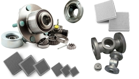 Why casting manufacturers uses ceramic foundry filter? | Casting Industries | Scoop.it