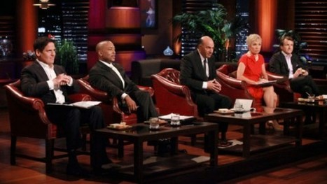 TheBottomlineNow:  Here's a novel idea.  Put the presidential candidates on Shark Tank on ABC (yeah) | TheBottomlineNow | Scoop.it