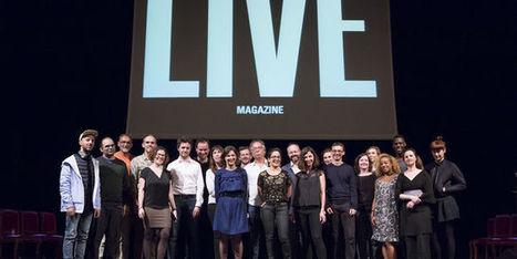 «Live Magazine»: «transmettre l'information sans filtre, sans support» | DocPresseESJ | Scoop.it