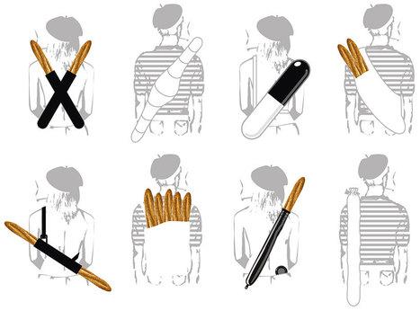 neil poulton: bag-ette (France only !) | Art, Design & Technology | Scoop.it