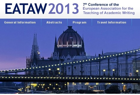 EATAW 2013 Official Website   The EAP Practitioner   Scoop.it