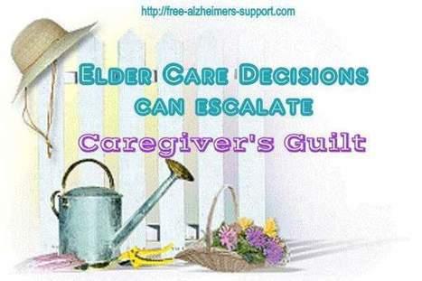 Elder Care Decisions and Nursing Home Guilt | Dementia | Scoop.it