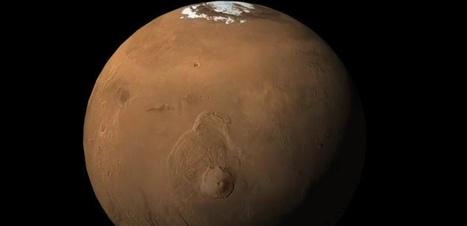 [Actu GET] Comment des volcans auraient fait basculer la surface de Mars | Revue de presse | Scoop.it
