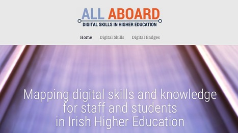 All Aboard | Digital Skills in Higher Education | Digital Badges and Alternate Credentialling in Higher Education | Scoop.it