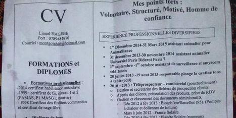 Paris : le SDF qui avait distribué son CV dans le métro a décroché un CDI | SandyPims | Scoop.it