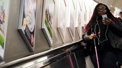 Beacons Help Visually Impaired in London´s Underground - iBeacons blog | Mobile Technology | Scoop.it