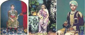 Painted Photographs: Coloured Portraiture in India, from The Alkazi Collection of Photography | art move | Scoop.it