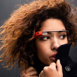 Google Glass Might Have Solved Its Fashion Problem - Motherboard   Senior Seminar (Fashion Buying and Blogging)   Scoop.it