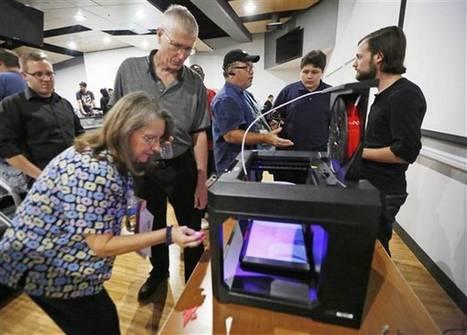 Universities forge ahead with 3-D printing - Kansas City Star | Peer2Politics | Scoop.it