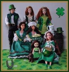 'March Theme 2013: Leafy Green' Photo Contest Entries - DollObservers.com | Fashion Dolls | Scoop.it