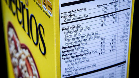 Nutrition labels to undergo changes for first time in 20 years   INTRODUCTION TO THE SOCIAL SCIENCES DIGITAL TEXTBOOK(PSYCHOLOGY-ECONOMICS-SOCIOLOGY):MIKE BUSARELLO   Scoop.it