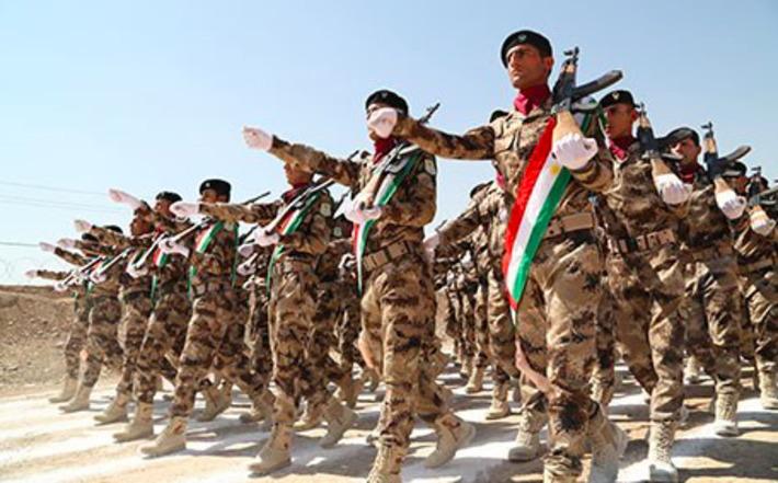 Les peshmergas ne se retireront pas des zones libérées, déclare le KRG   Le Kurdistan après le génocide   Scoop.it