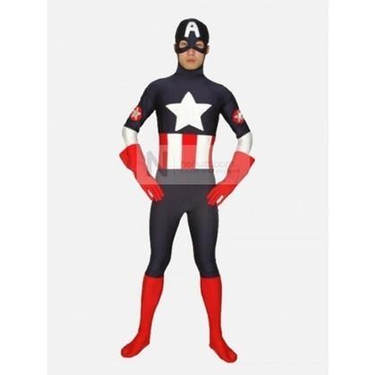 Lycra Superhero for Captain America | Nefsuits-Superhero | Scoop.it