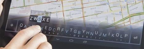 Minuum, le clavier virtuel d'une seule ligne | Nouvelles Interactions | Scoop.it
