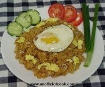 1000 kerja: Cara masak Nasi Goreng nikmat cocok buat usaha rumahan   1000 working   Scoop.it