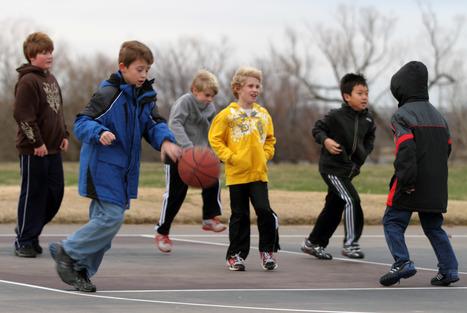 Children score low on cardiovascular health measures | American Heart Association | food & nutrition | Scoop.it