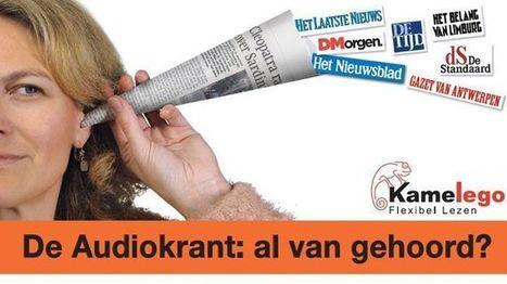 7 Vlaamse kranten vanaf nu te beluisteren | Navigatie naar mogelijkheden! | Scoop.it
