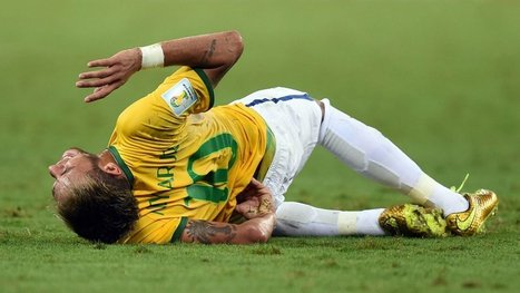 World Cup 2014: Neymar's Injury Dampens Brazil's Win Over Colombia - New York Times | Movies | Scoop.it