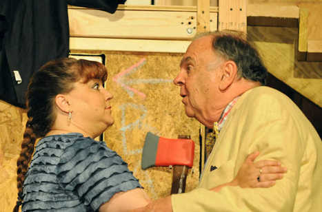 Auburn Community Theater stages farce-within-a-farce | cjonline.com | OffStage | Scoop.it